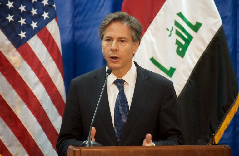 Biden's expected secretary of state pick Blinken criticized over Iraq War, consulting work