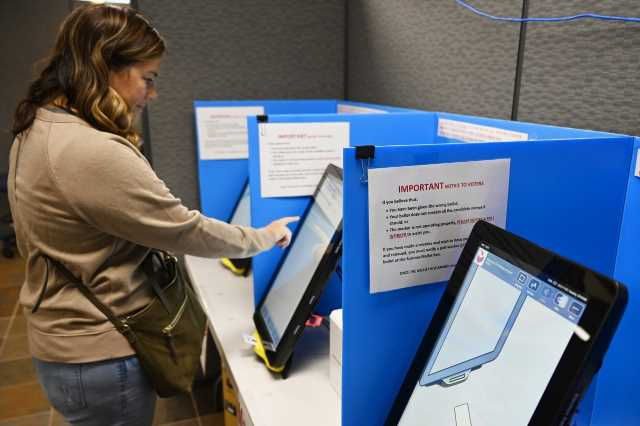 New York Times previously sounded alarm on how easily electronic voting machines can be hacked