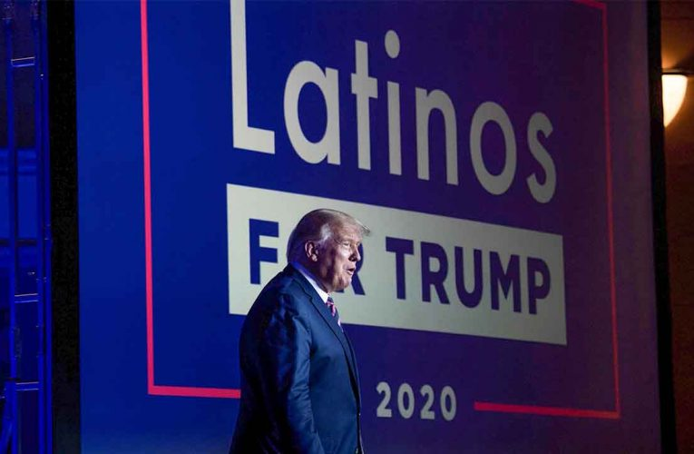 Latino voters supported Trump out of fear of Democratic socialists