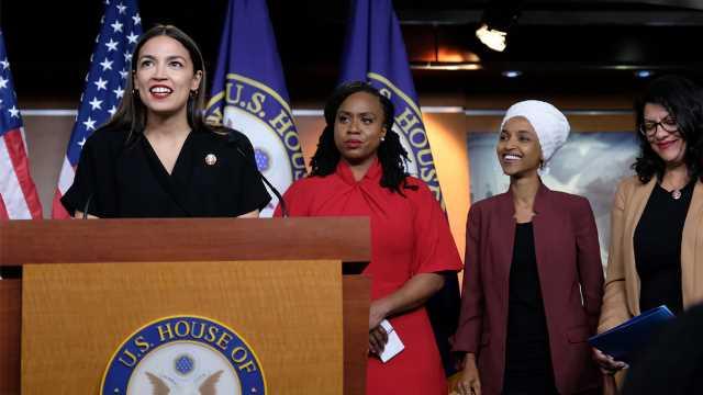 Dem 'Squad' congratulate Biden, Harris: Now we can pursue 'the most progressive agenda' in US history