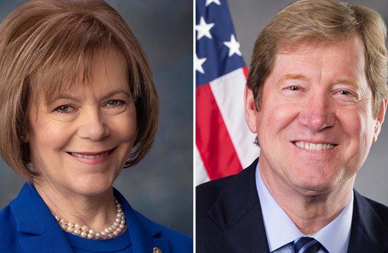 Minnesota Democratic Sen. Tina Smith wins reelection, defeating Jason Lewis