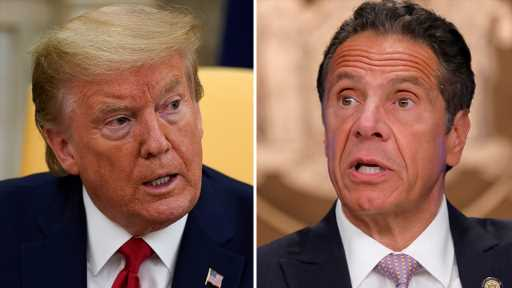 Andrew Cuomo says he 'would've decked' Trump over insults if he wasn't NY governor