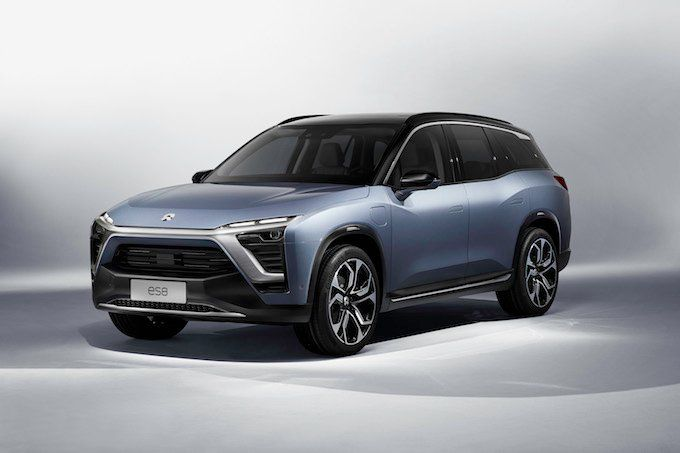 Sellers Round the Wagons Ahead of NIO (NIO) Report