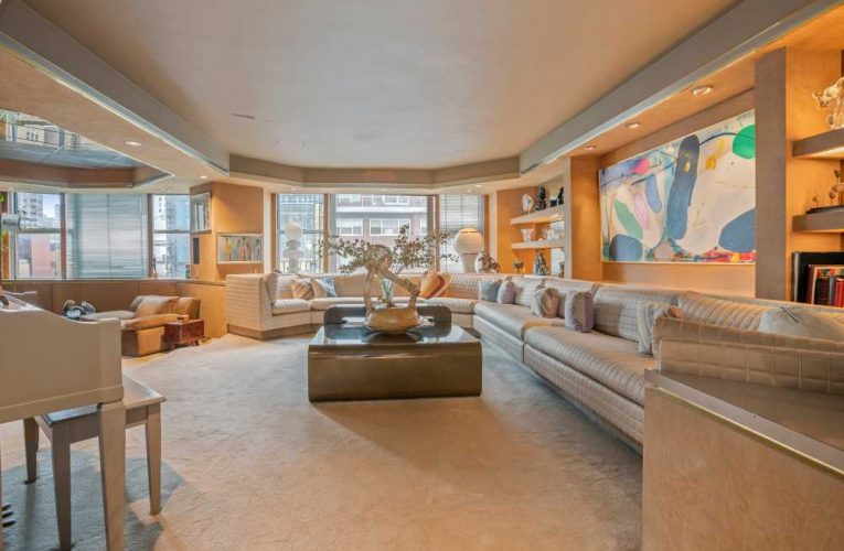 This 1970s NYC bachelor pad is now on the market for $1.2M