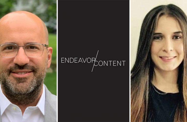 Endeavor Content Names Dan Selig & Carolina Lozano To Exec Sales Posts