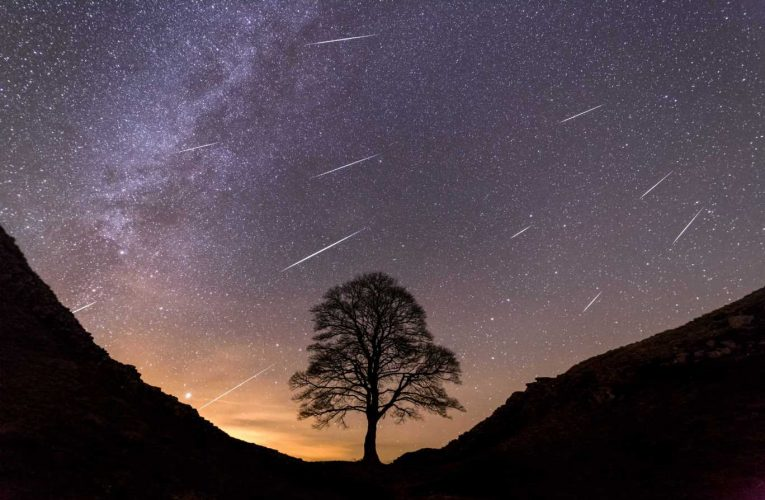 Biggest meteor shower of the year will see THOUSANDS of fireballs shoot across sky next week – how to spot Geminids