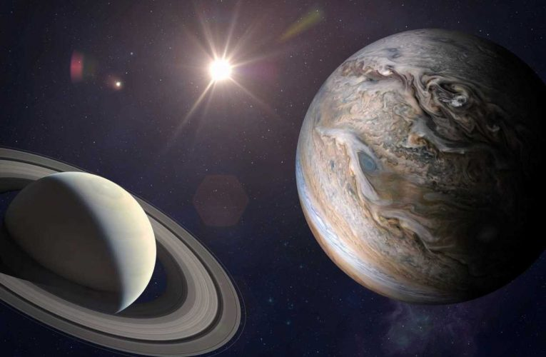 Jupiter and Saturn Great Conjunction: Nasa offers tips on how to watch once-in-a-lifetime space event