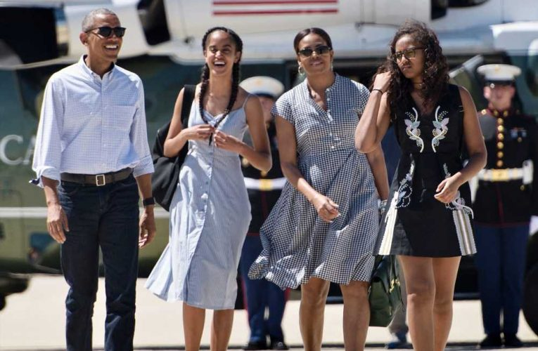 Obama Says His Daughters Have Helped Curate Some of His Playlists: 'I'm Keeping Up for an Old Guy'