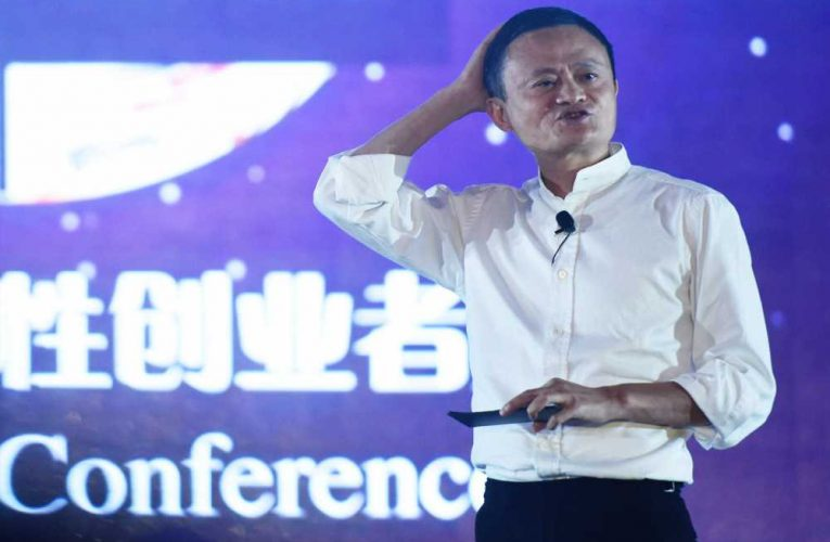 China cracks down on billionaire Jack Ma's Ant Group