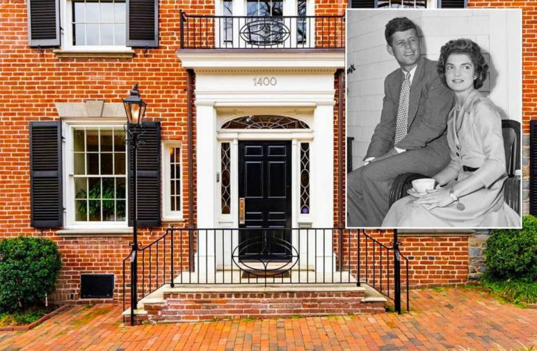 Home where JFK met Jackie sold for $4.2 million