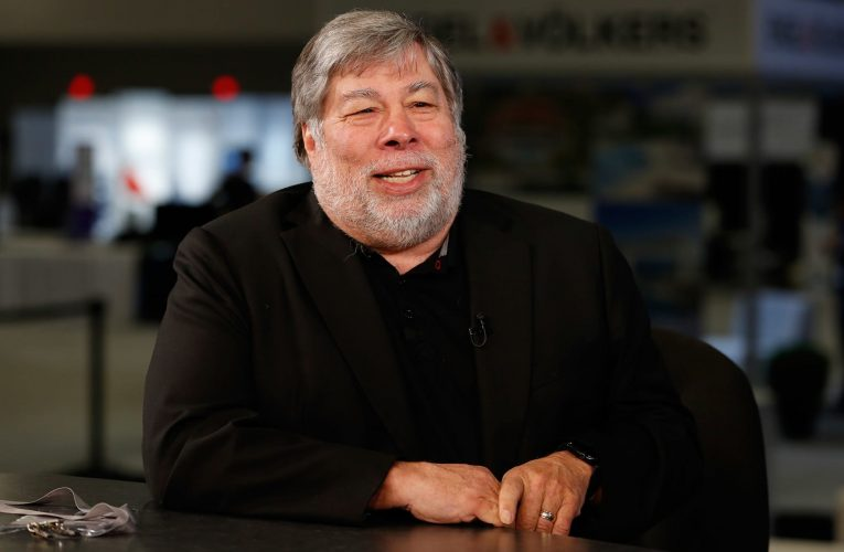 Steve Wozniak is starting another company, 45 years after co-founding Apple with Steve Jobs