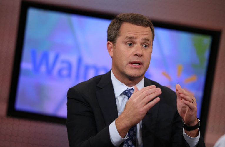 Walmart CEO Doug McMillon says Walmart+ will focus on experience and gradually add perks as it scales up