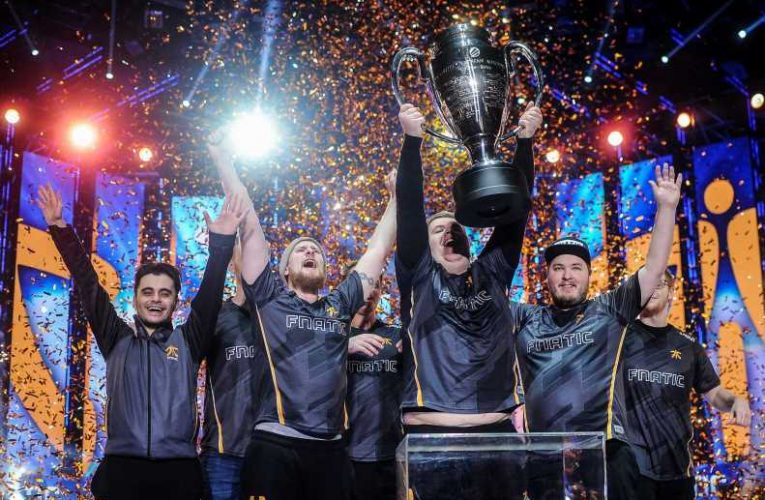 Looking for an edge, esports team Fnatic hires sports scientists to try to boost gamers' performance