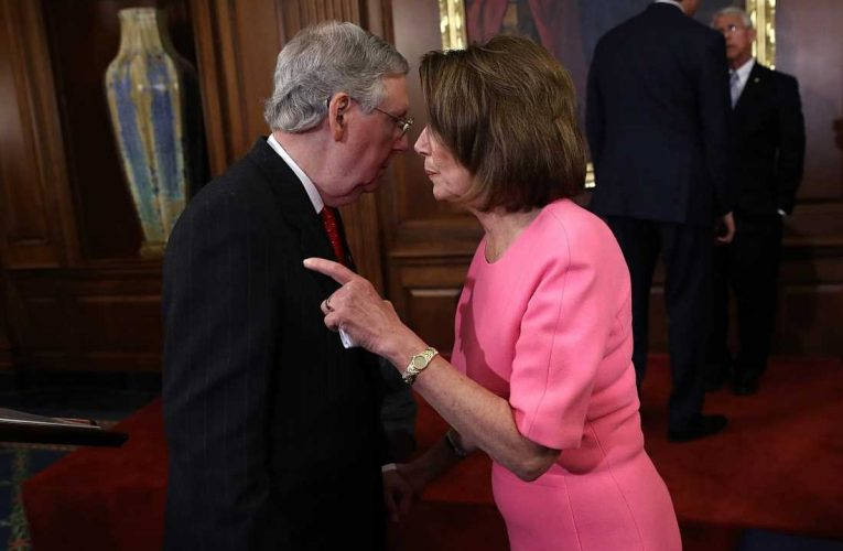 Pelosi invites congressional leaders to a meeting on Covid relief and government funding