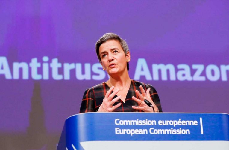 EU's Vestager hints Big Tech will have to end 'self-preferencing' under new competition rules