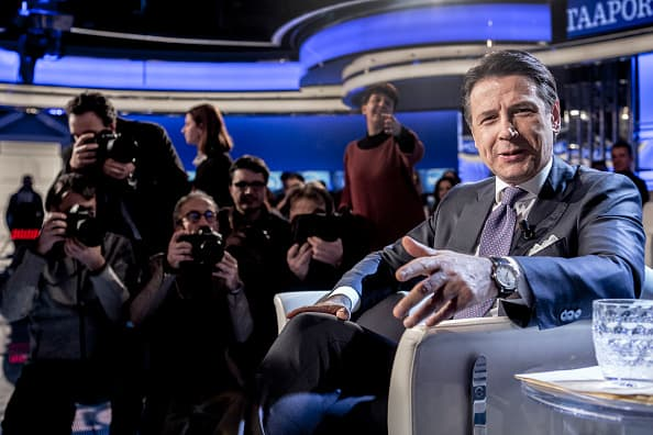 Italy's accidental prime minister? Giuseppe Conte has lasted longer in power than many expected