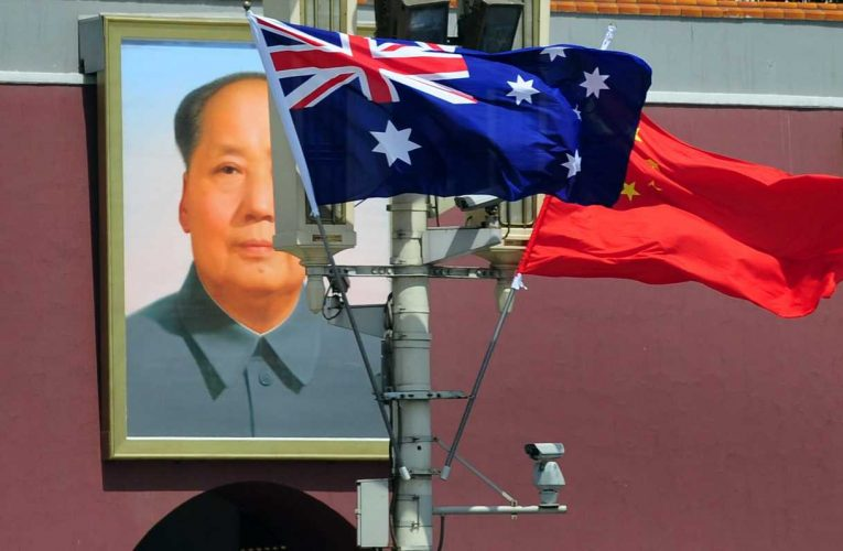 Australia's growth may 'never return' to its pre-virus path after trade trouble with China, says economist