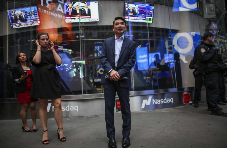 Zoom's Eric Yuan became one of the world's richest people in 2020 as Covid sent people rushing to meet on video