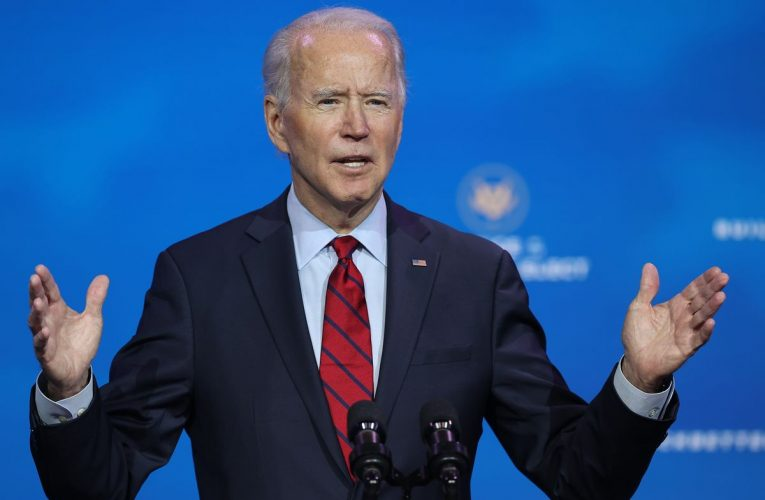Biden to Call for Unity as Electoral College Finalizes Vote