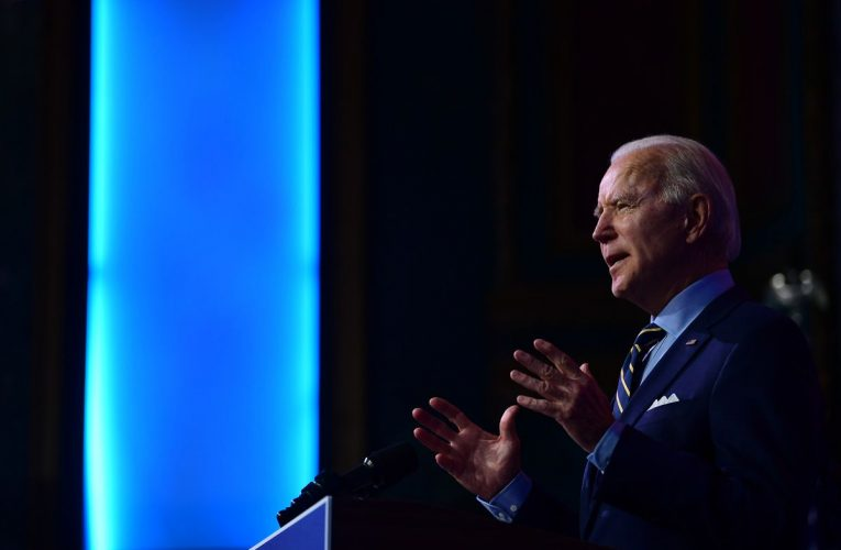 Biden to Fault Trump on Slow Vaccine Rollout, Pledge Faster Pace