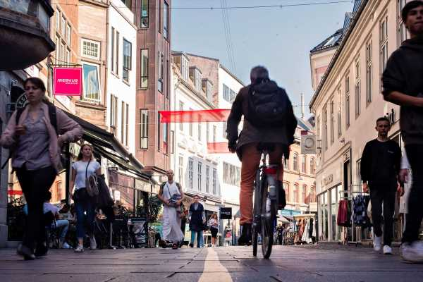 Denmark Plans Partial Lockdown of Main Cities After Record Cases