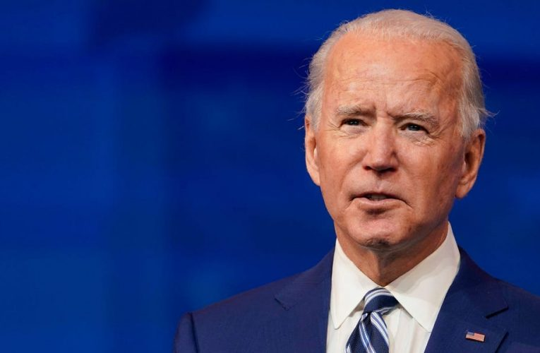 Biden gives a nod to environmental 'activists' but doesn't mention Green New Deal in message commemorating Paris Agreement