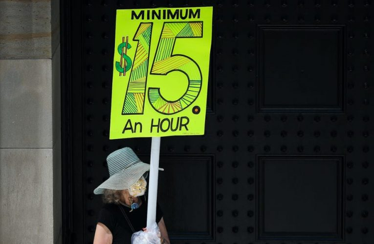 A new Trump administration rule turned the minimum wage debate into a political 'Twilight Zone'
