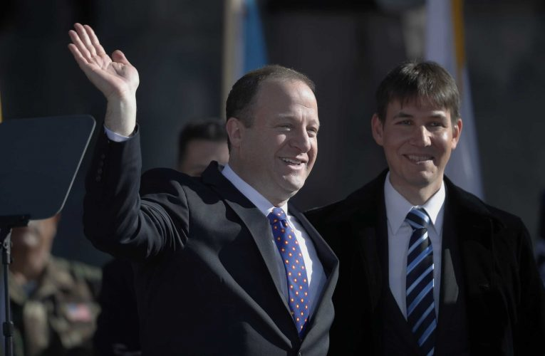 Colorado governor's husband taken to the hospital over worsening COVID-19 symptoms
