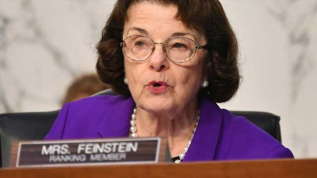 California woman accused of claiming $21,000 in unemployment benefits under Dianne Feinstein's name