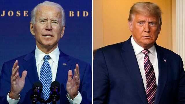 Biden, Trump, Fauci among Time's finalists for Person of the Year