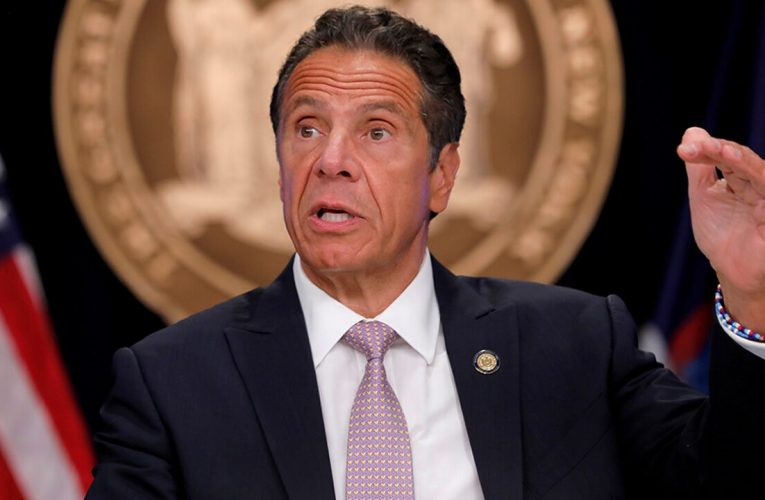 Cuomo's office a 'toxic' work environment, people 'deathly afraid of him,' former aide says