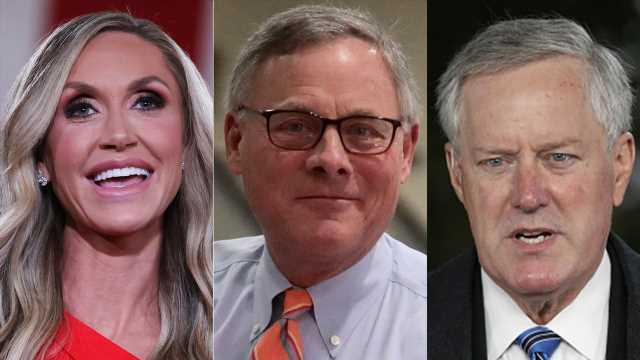 Lara Trump teases potential Senate run in North Carolina
