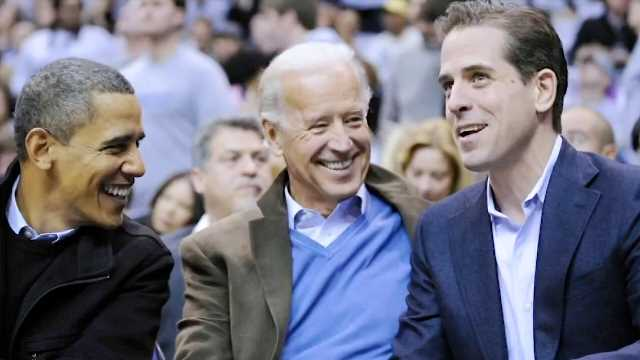 Hunter Biden ex-associate asked to 'get Joe involved,' make it look like 'truly family business,' texts show