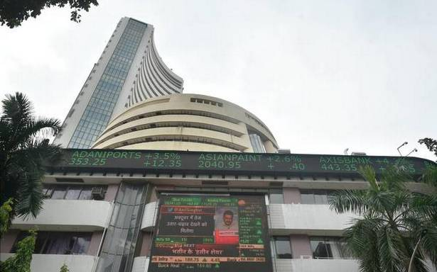Sensex snaps 5-day winning run, ends 144 points lower