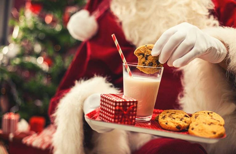 Santa's milk and cookies: The surprising history behind the popular Christmas tradition