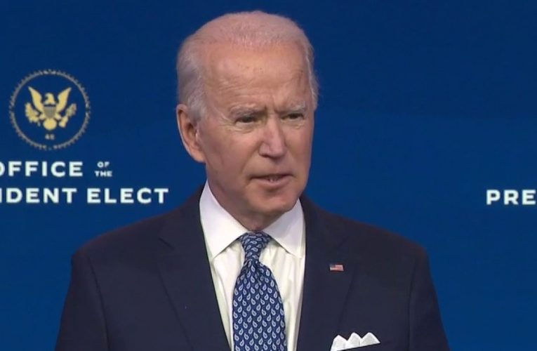 Live Updates: Biden says it will take months to reverse Trump's immigration policies