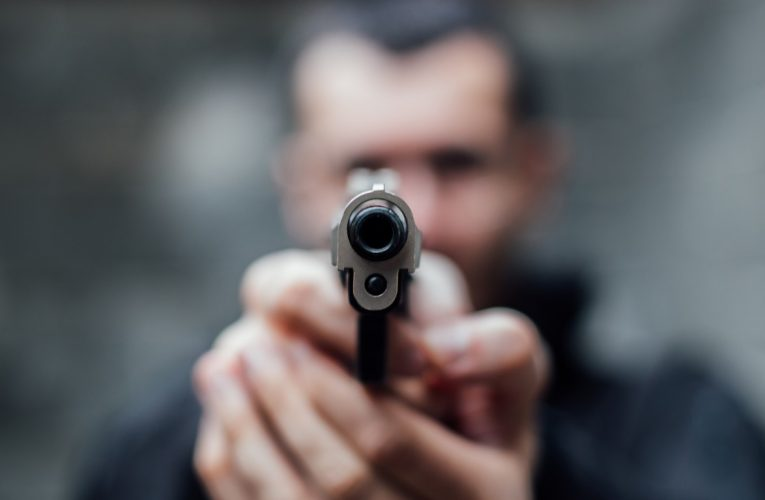 American Gun Violence Deaths Hit 40,000
