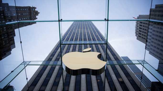 Apple's Market Value Hits $2.3 Trillion Record