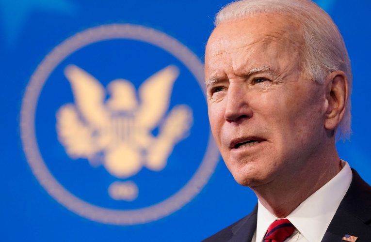 Biden To Unveil Plan To Offer Legal Status For Millions Of Immigrants