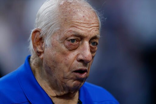 """Los Angeles Dodgers Great Tommy Lasorda Released From Hospital After Seven Weeks & """"Resting Comfortably"""" – Update"""