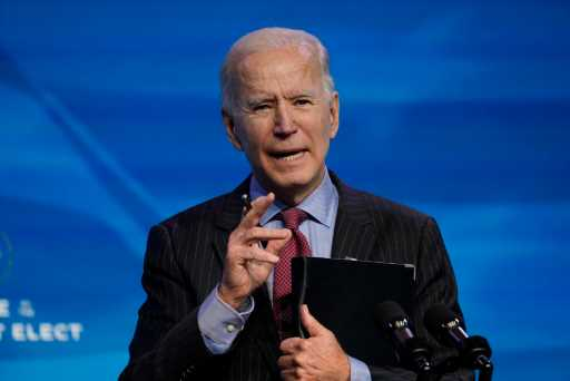 """Joe Biden Says It's A """"Good Thing"""" Donald Trump Won't Attend Inauguration, Says Impeachment Should Be Left To Congress"""