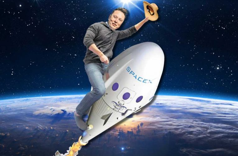 Elon Musk jets past Jeff Bezos to become world's richest person