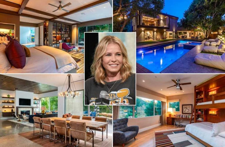 Chelsea Handler sells her first home for $10.5M after  'a lot of work'