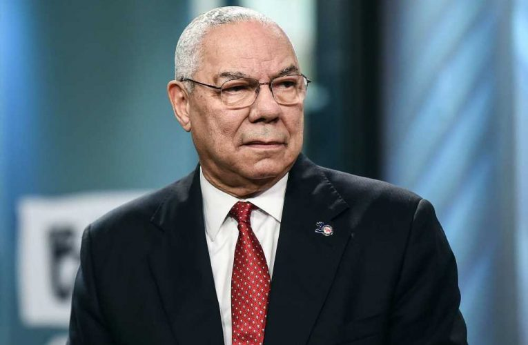 Colin Powell Says He 'Can No Longer' Call Himself a Republican After Riot Incited by Trump