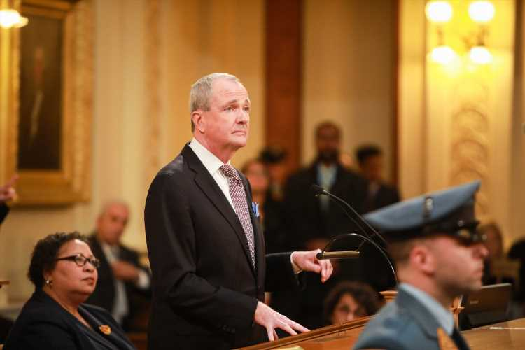 Inside New Jersey Gov. Phil Murphy's Intense 2020: How COVID-19 Sidelined His Cancer Recovery