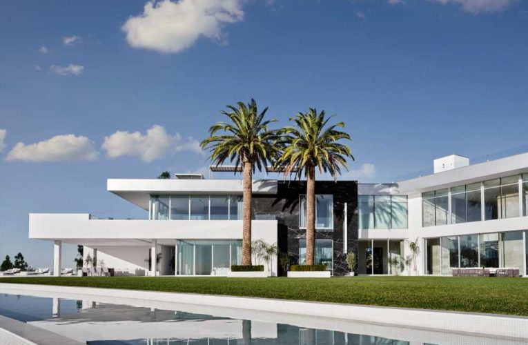 This mall-sized mansion dubbed 'The One' costs $350 million