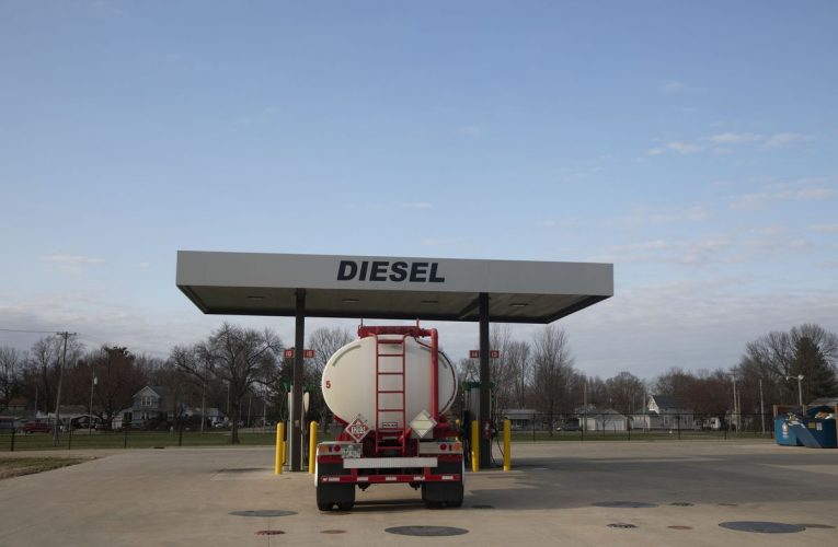 U.S. Diesel Stockpiles Swell as Global Fuel Demand Falters