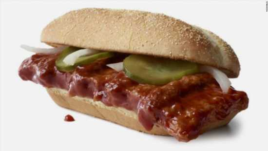 Seasonal items are big business for fast food