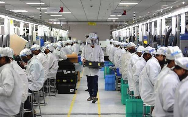 Manufacturing sector activity strengthened in December