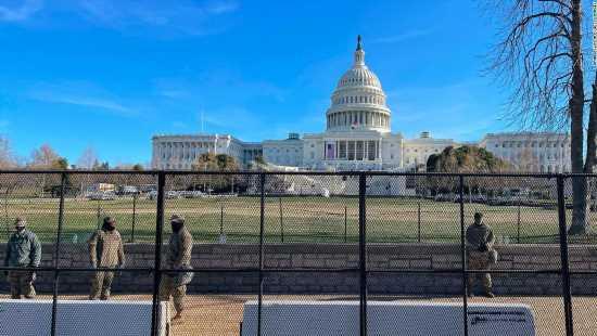 Capitol siege shines spotlight on 'information crisis'